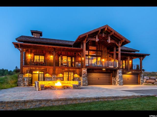9466 E Aspen Ridge Rd Estate 9, Woodland, UT 84036 (MLS #1546237) :: High Country Properties