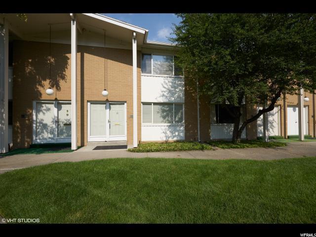 825 E Three Fountains Cir Cir S #10, Murray, UT 84107 (#1546298) :: Big Key Real Estate
