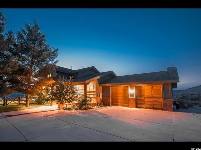 1050 E Bluffs Dr #2, Woodland, UT 84036 (MLS #1546323) :: High Country Properties