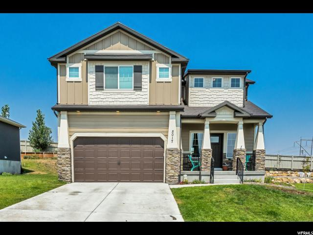 5017 E Broken Arrow Ln N, Eagle Mountain, UT 84005 (#1546356) :: Red Sign Team