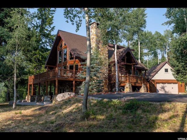 11251 E Cottonwood Ln, Heber City, UT 84032 (#1546407) :: Bustos Real Estate | Keller Williams Utah Realtors