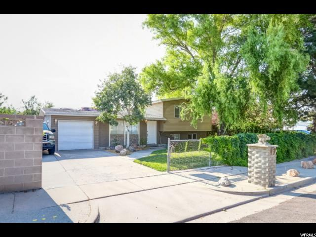5054 S Dyer Ln, Taylorsville, UT 84118 (#1546492) :: Red Sign Team