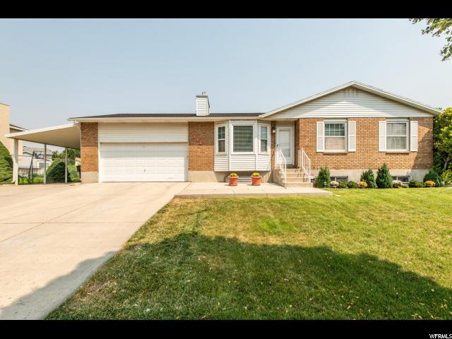 686 W Justin Dr S, Murray, UT 84123 (#1546498) :: Red Sign Team