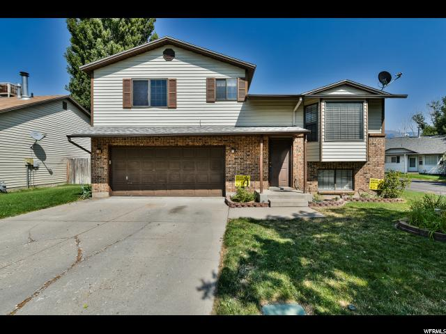 876 S Sunflower Dr, Ogden, UT 84404 (#1546630) :: Red Sign Team