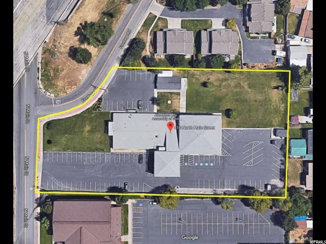 410 N Main St, North Salt Lake, UT 84054 (#1546648) :: The Fields Team
