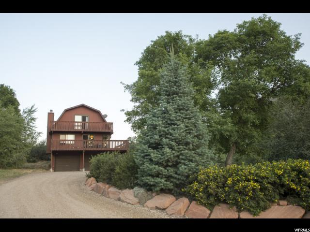 4990 S Cove Ln E, Heber City, UT 84032 (MLS #1546735) :: High Country Properties