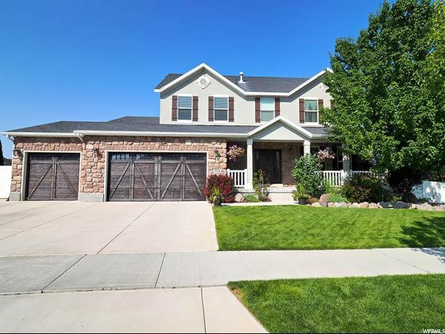 5114 W Cloudywing Way, Riverton, UT 84096 (#1546760) :: Bustos Real Estate | Keller Williams Utah Realtors
