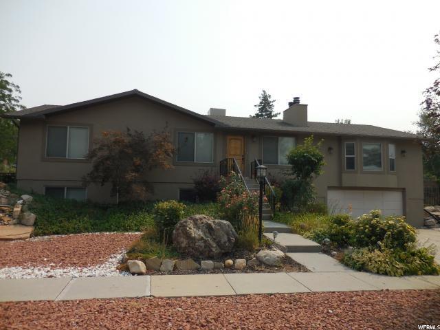 1944 Grandeur Dr, Cottonwood Heights, UT 84121 (#1546762) :: Bustos Real Estate   Keller Williams Utah Realtors