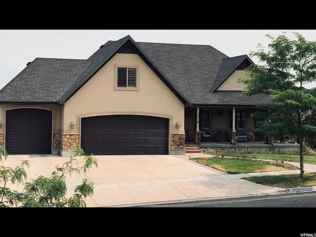2318 S Wesson Dr, Saratoga Springs, UT 84045 (#1546931) :: Red Sign Team