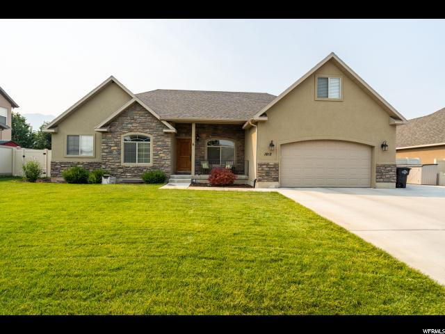 1812 E 1580 S, Spanish Fork, UT 84660 (#1547095) :: The Fields Team