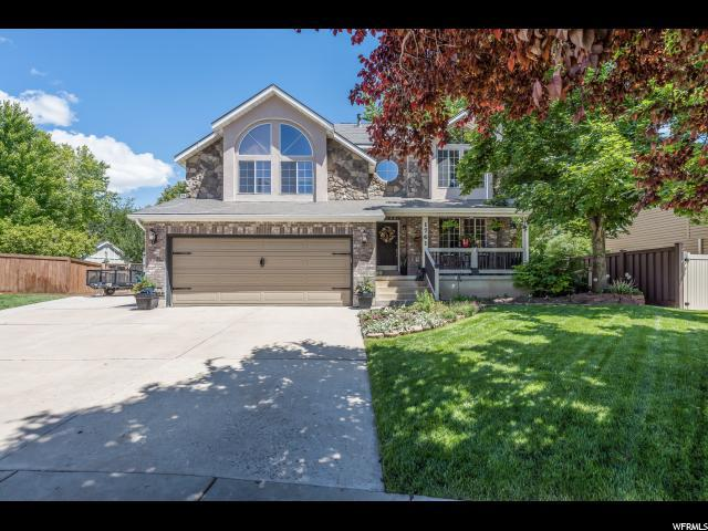 1761 S 400 E, Kaysville, UT 84037 (#1547147) :: Exit Realty Success