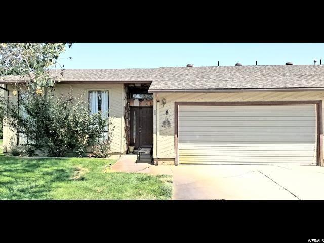 1200 N 100 W #8, Vernal, UT 84078 (#1547158) :: Bustos Real Estate | Keller Williams Utah Realtors