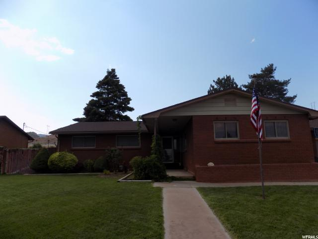 245 N Redview Dr, Richfield, UT 84701 (#1547276) :: Red Sign Team