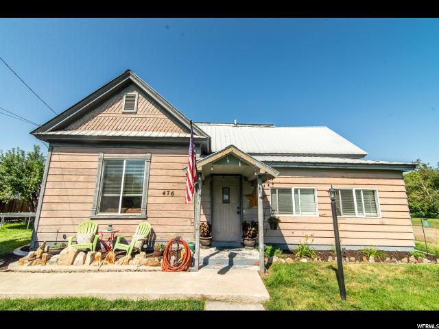 476 S State St, Preston, ID 83263 (#1547283) :: The Fields Team