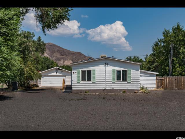 70 W 100 S, Elsinore, UT 84724 (#1547324) :: Bustos Real Estate | Keller Williams Utah Realtors