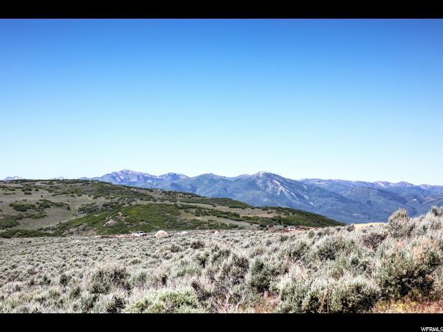 6888 E Whispering Way, Heber City, UT 84032 (MLS #1547359) :: High Country Properties