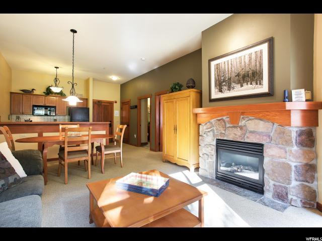 12082 E Big Cottonwood Canyon Rd #109, Brighton, UT 84121 (#1547433) :: Bustos Real Estate | Keller Williams Utah Realtors
