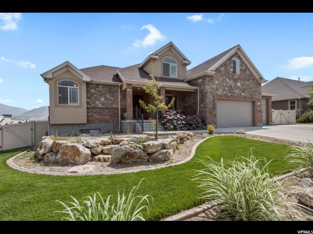 15651 S Packsaddle Dr W, Bluffdale, UT 84065 (#1547448) :: Eccles Group