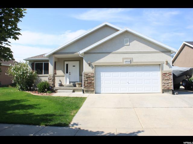 6944 W Hunter Valley Dr, West Valley City, UT 84128 (#1547475) :: Red Sign Team