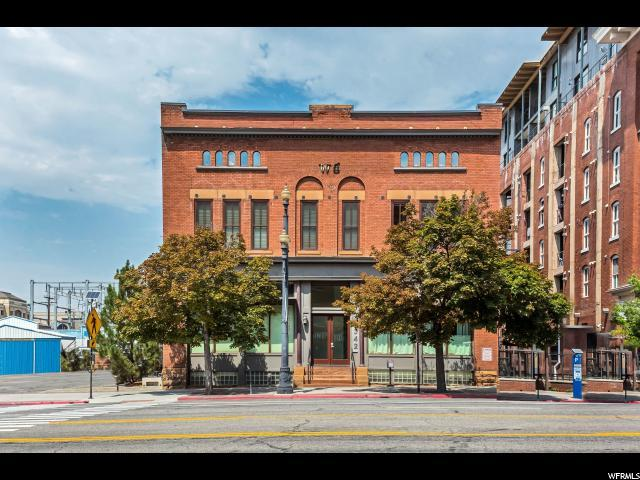342 W 200 S #203, Salt Lake City, UT 84101 (#1547483) :: Bustos Real Estate | Keller Williams Utah Realtors