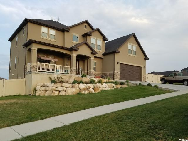 2282 S Chisum Ave W, Saratoga Springs, UT 84045 (#1547537) :: Red Sign Team