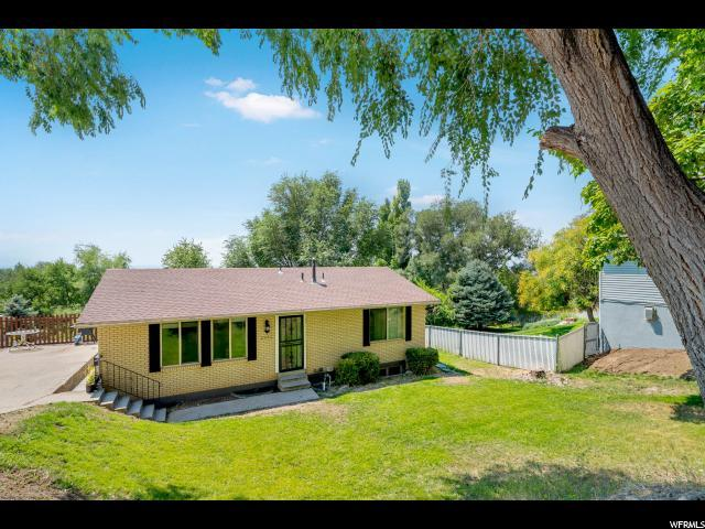 2066 S Park St W, Provo, UT 84606 (#1547559) :: RE/MAX Equity