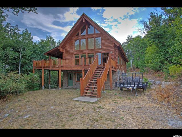 670 W Shady Ln, Coalville, UT 84017 (MLS #1547596) :: High Country Properties