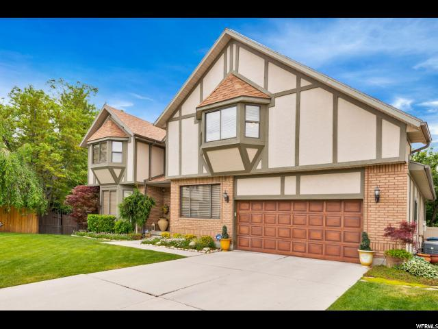 1918 E Sunridge Cir S, Sandy, UT 84093 (#1547606) :: goBE Realty