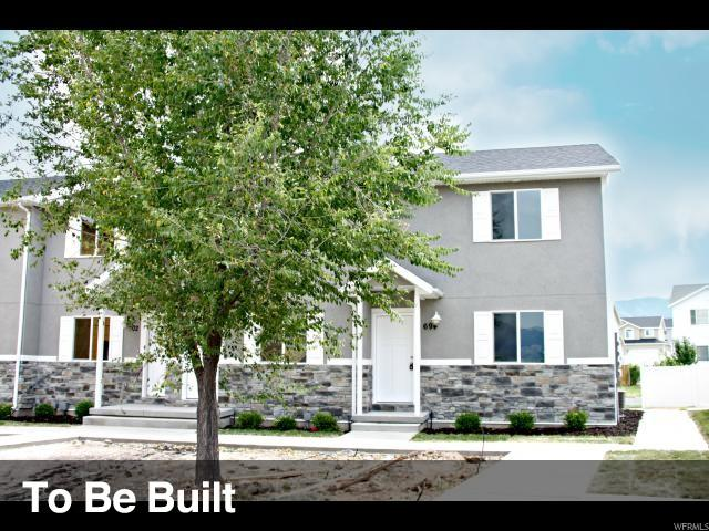 724 W Ry Ln N, Tooele, UT 84074 (#1547612) :: Red Sign Team