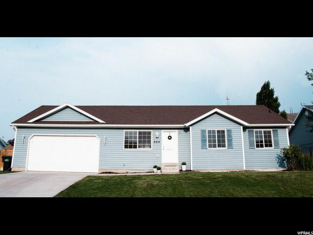 989 S 1010 W, Tooele, UT 84074 (#1547614) :: Bustos Real Estate | Keller Williams Utah Realtors
