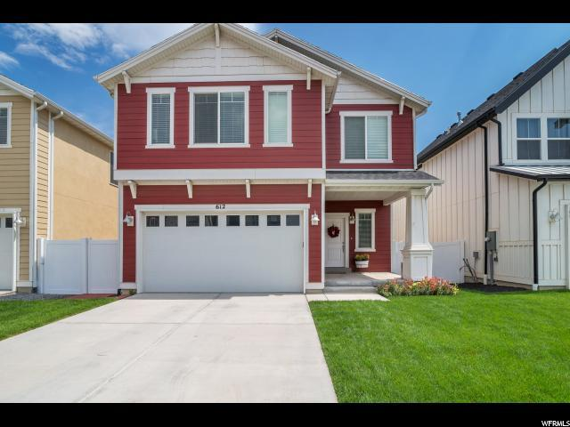 612 S Highpoint Dr, Saratoga Springs, UT 84045 (#1547669) :: RE/MAX Equity