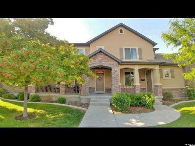 5522 W Coventry Rd, Highland, UT 84003 (#1547676) :: Action Team Realty