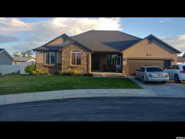 536 E 2680 S, Vernal, UT 84078 (#1547679) :: Bustos Real Estate   Keller Williams Utah Realtors