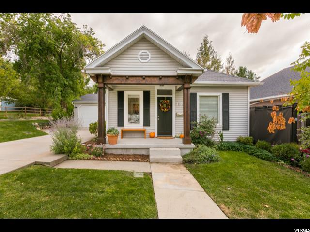 1184 E Bryan Ave S, Salt Lake City, UT 84105 (#1547702) :: Colemere Realty Associates