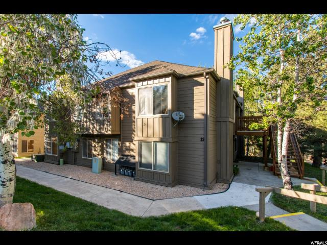 2100 Canyons Resort 17-A-2, Park City, UT 84098 (MLS #1547709) :: High Country Properties