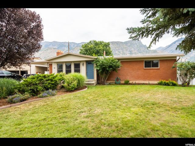 3328 N Canyon Rd, Provo, UT 84604 (#1547710) :: Red Sign Team