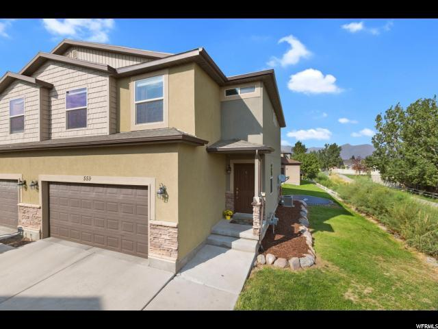 559 W Goldenrod Way N, Saratoga Springs, UT 84045 (#1547753) :: RE/MAX Equity