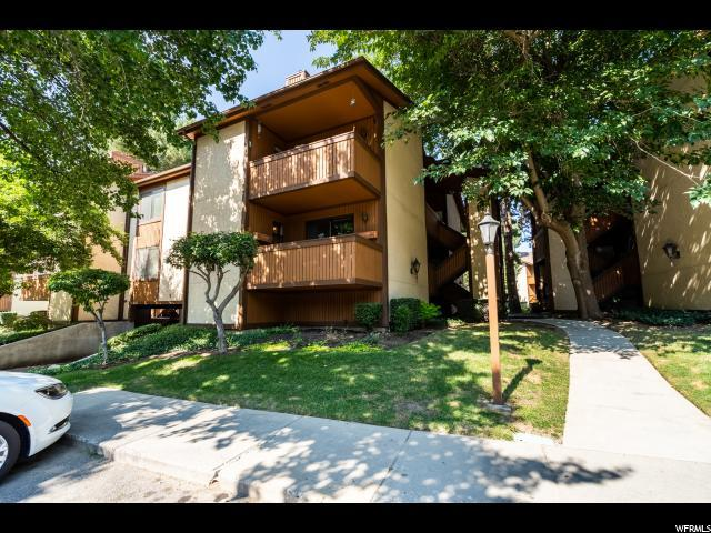 6887 S Countrywoods Cir 9E, Cottonwood Heights, UT 84047 (#1547758) :: Action Team Realty