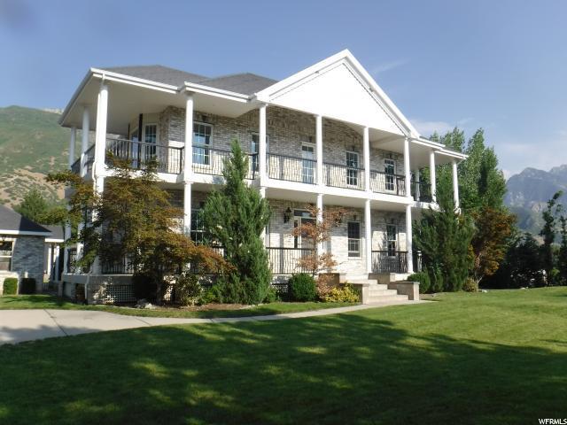 7985 S Deer Creek Rd E, Cottonwood Heights, UT 84121 (#1547801) :: Bustos Real Estate   Keller Williams Utah Realtors