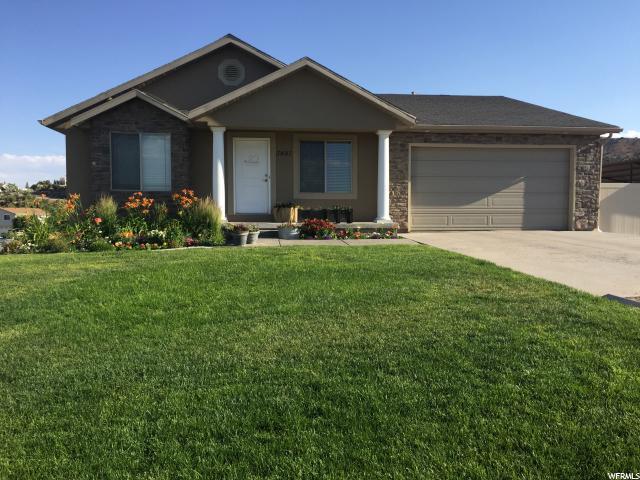 3497 Pit Rd, Vernal, UT 84078 (#1547812) :: Bustos Real Estate   Keller Williams Utah Realtors