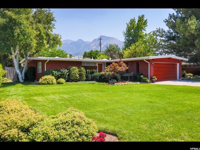 3419 S 2890 E, Salt Lake City, UT 84109 (#1547844) :: Exit Realty Success
