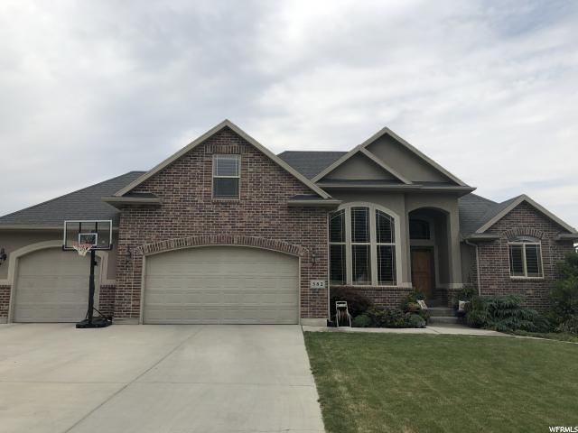 582 Haylie Ln, Tooele, UT 84074 (#1547866) :: Colemere Realty Associates