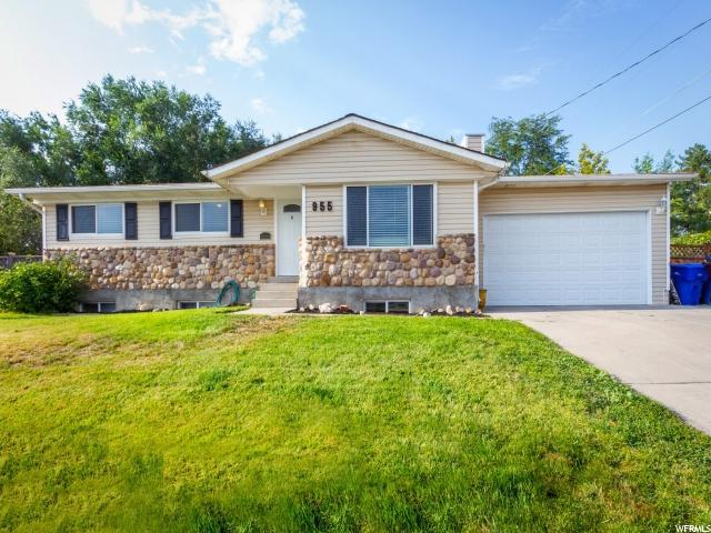 955 E 700 N, Lehi, UT 84043 (#1547896) :: Big Key Real Estate