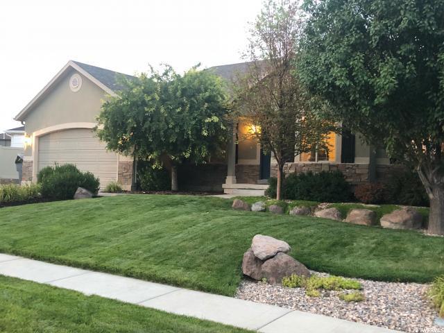 594 W Floribunda Dr, Saratoga Springs, UT 84045 (#1547929) :: RE/MAX Equity