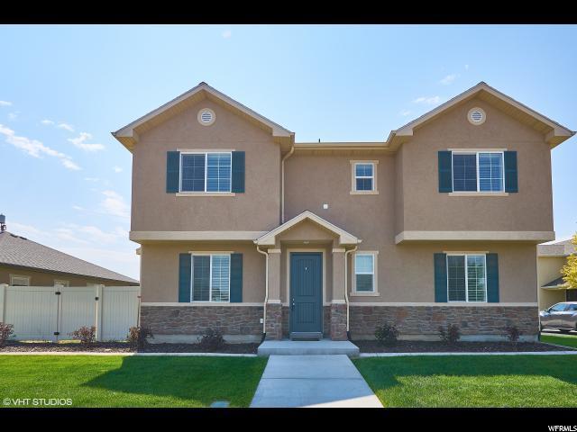 1048 W Stonehaven Dr N, North Salt Lake, UT 84054 (#1547951) :: Bustos Real Estate | Keller Williams Utah Realtors