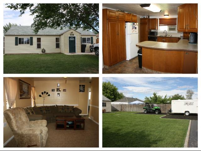 338 E 400 S, Vernal, UT 84078 (#1547958) :: Bustos Real Estate   Keller Williams Utah Realtors