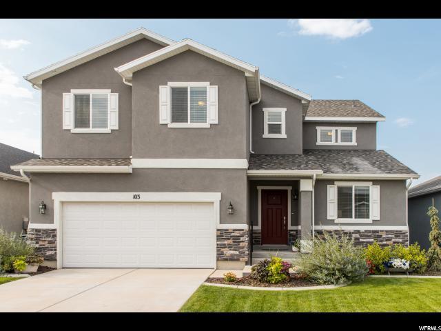 103 E 460 N, Vineyard, UT 84058 (#1547983) :: Bustos Real Estate | Keller Williams Utah Realtors
