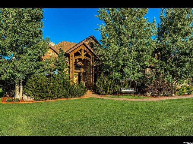2916 N State Road 32 E, Marion, UT 84036 (MLS #1548024) :: High Country Properties