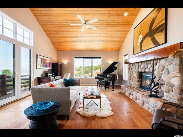 2951 Spring Hill, Coalville, UT 84017 (MLS #1548028) :: High Country Properties