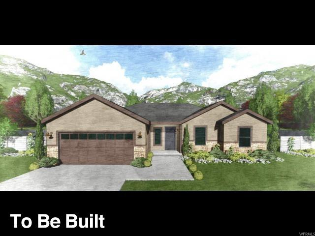 467 Travertine Way Nebo, Santaquin, UT 84655 (#1548067) :: Red Sign Team